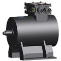 矿用隔爆型永磁同步牵引电动机(15kw)